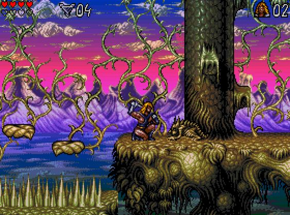 Lionheart : The Company - Classic Amiga Games