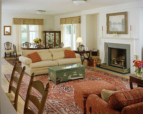 staging a living room with fireplace and couch | The chairs also need to be placed perpendicularly to the fireplace ...: Furniture Arrangement, Living Room Arrangements, Livingroom, Room Decorating Ideas, Cozy Living Rooms, Family Room, Room Design, Contemporary Living Rooms