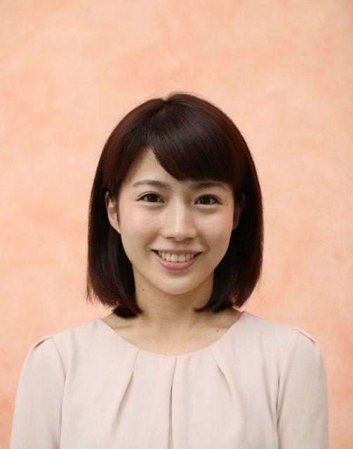可愛くて美人な田中アナ
