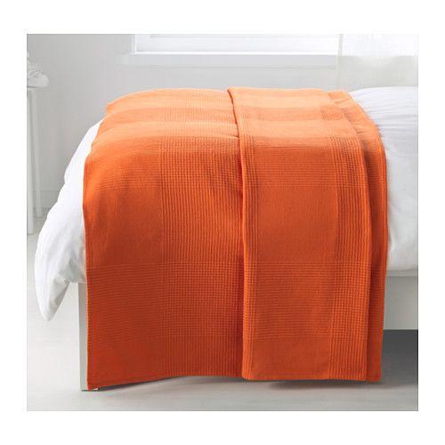 INDIRA Colcha, naranja naranja 150x250 cm | cortinas | Pinterest ...