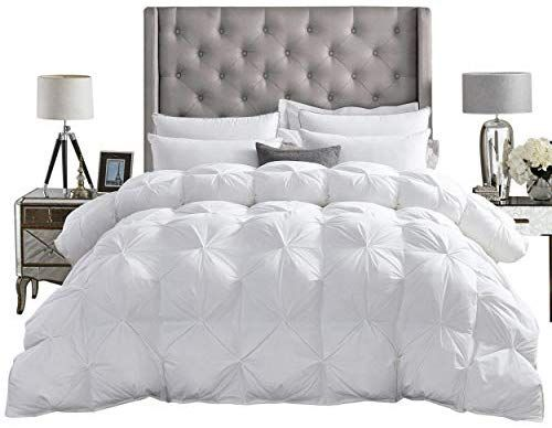 Amazon Com Luxurious All Season Goose Down Comforter Queen Size