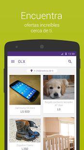 OLX Clasificados Gratis: miniatura de captura de pantalla