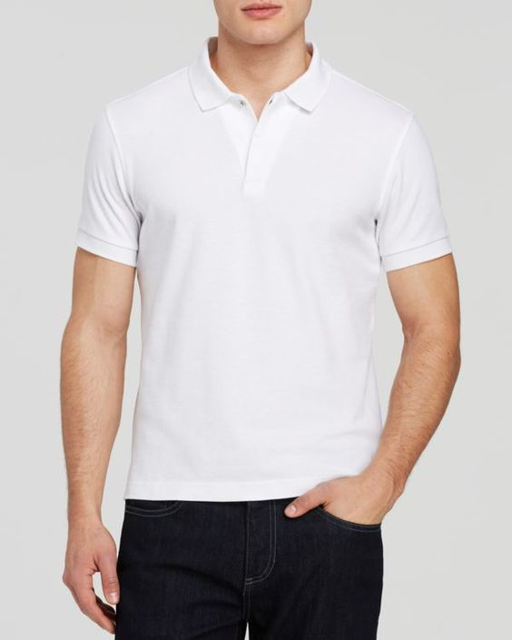 Kent and Curwen Core Polo