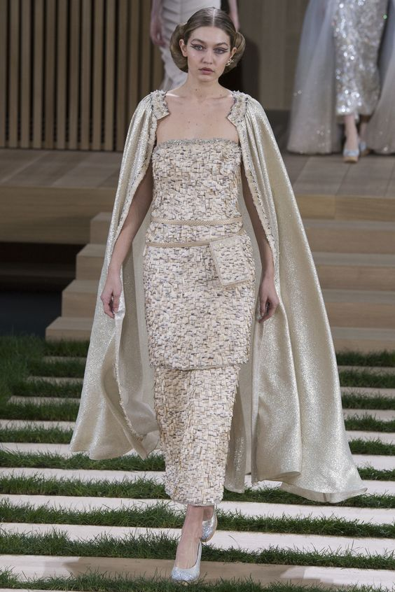 Chanel Spring 2016 Couture: