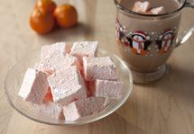 Corn Syrup Free Orange Marshmallows - Homemade marshmallows are light ...