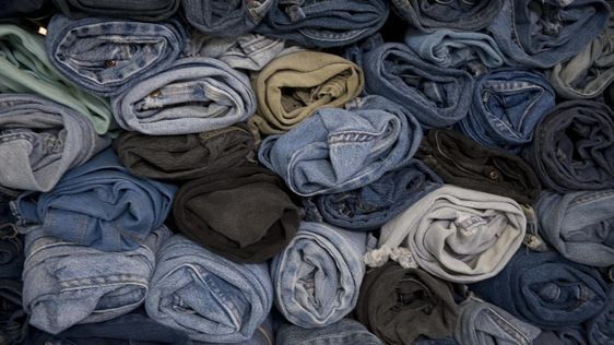 Your Blue Jeans Are Polluting the Arctic