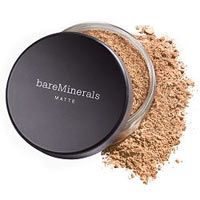 Bare Minerals Matte Powder- I'm in the middle on this although I still use it. It is a little hard on my sensitive/breakout prone skin. DON'T sleep in it. (Even though I have heard you can, it's not that light.) I like the coverage it provides. Powder-like but not as heavy as other powders. Some Bare-minerals Semi-Matte ingredients are harmful so make sure to purchase Matte and read my Semi-Matte review. (Ulta...$27)