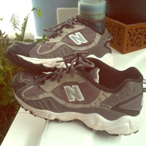 New balance all terrain sneakers Used new balance all terrain sneakers style 470. Size 6 1/2! New Balance Shoes Sneakers