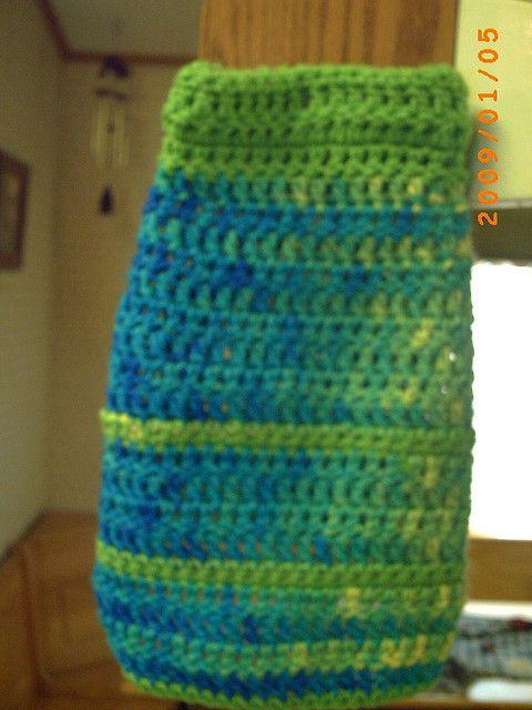 Best Free Crochet » Free Crochet Dog Sweater Pattern From RedHeart ...