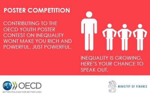 CONTEST   @OECD Youth Poster Challenge: Submit your design on #inclusive growth: http://www.oecd.org/governance/ministerial/poster.htm … #YouthNow