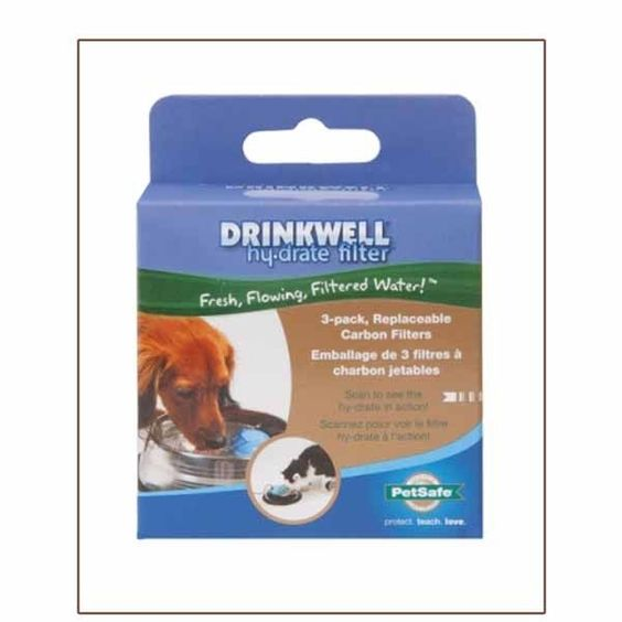 PetSafe - Drinkwell hy·drate Replacement Filter