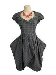 tartan steam punk reversible dress - Google Search