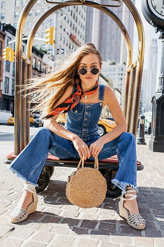 "10 Affordable Pairs to Try Before You Say ""Dungarees Aren't For Me"""