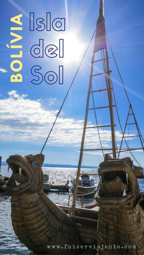 Isla del Sol, na Bolívia