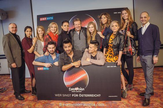 Fan Voting: Wer soll für Österreich nach Stockholm?