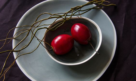 Eucalypt Homewares handmade porcelain tableware