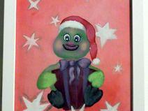 Weihnachten bei Quietscheentchen