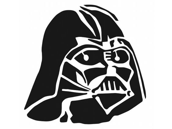 Check Out Our Vinyl Decal Sampler Treasury Darth Vader