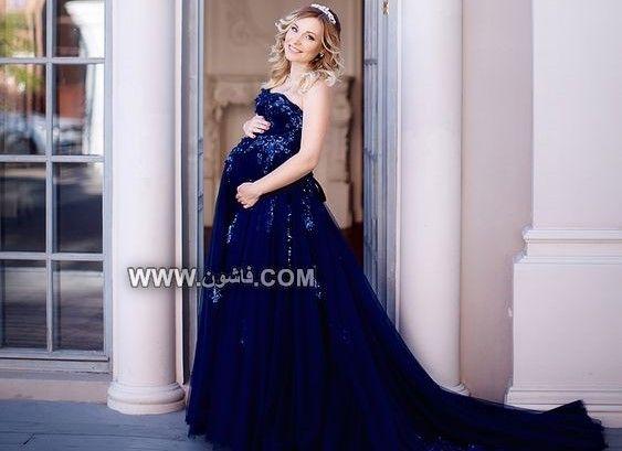 أفكارمتعددة لفساتين السواريه التى تناسب المرأة الحامل Soiree Dress Dresses Formal Dresses Long