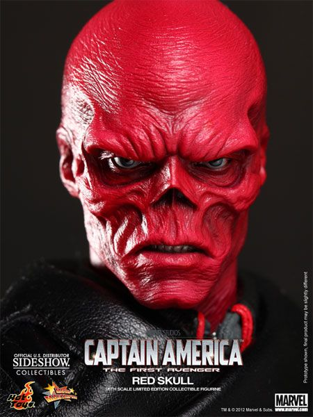 Hot Toys Red Skull - Marvel