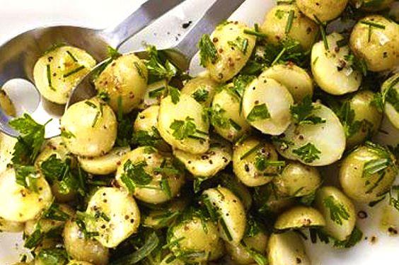 Salad Recipe Type Condiments Edible