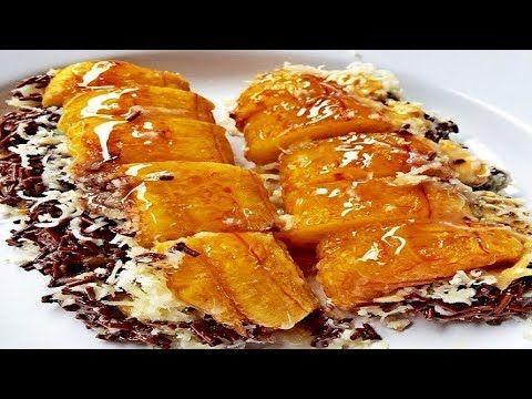 Pisang Keju Mozarella Makanan Cemilan Pisang