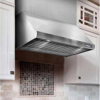 Nxr Stainless Steel Range Hood Chimney Cover Extension Range Hood Stainless Steel Range Hood Kitchen Cupboard Shelves