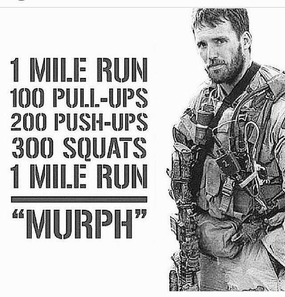 memorial day 2017 murph
