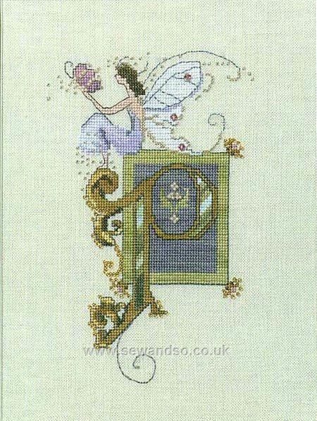 Nora Corbett P Alphabet fairy