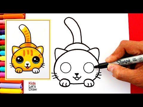 Como Dibujar Carta Kawaii Paso A Paso Dibujos Kawaii Faciles How To Draw A Mail Youtube Como Dibujar Un Gato Dibujos De Gatos Dibujo Gato Facil