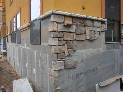 Building Stone Veneer : Bristol canyon stone european cobblestone degree