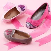 Take a look at the Fashionable Footprints: Girls' Shoes event on #zulily today!