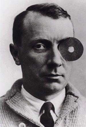 Der Dada-Künstler Hans Arp