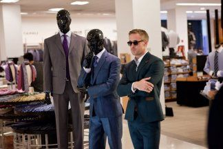 Getting this bespoke suit made. Excited!
