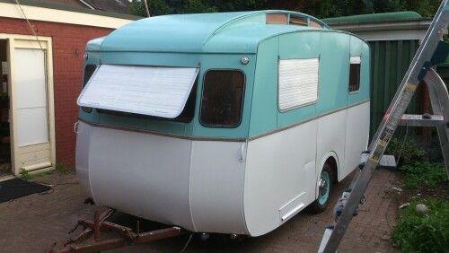 caravane and vintage on pinterest. Black Bedroom Furniture Sets. Home Design Ideas
