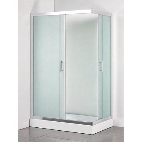 CABINE DE DUCHE rectangular 120x75cm