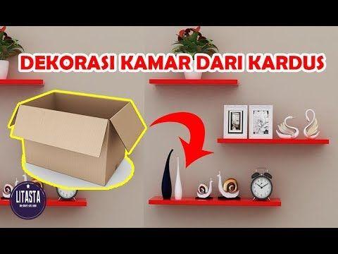 Youtube Kardus Kreatif Home Decor