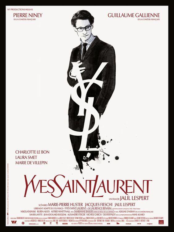 Yves Saint Laurent *** La prestation de Guillaume Galliènne détrône celle de Pierre Niney....à mon goût