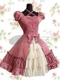 Resultado de imagen para vestidos estilo kawaii