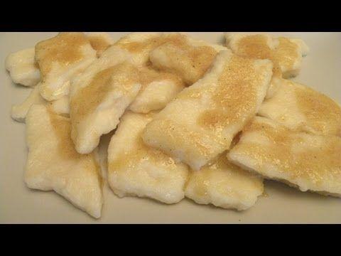 Przepis Na Leniwe Pierogi Video Kuchnia Pl Youtube Food Desserts Pierogies