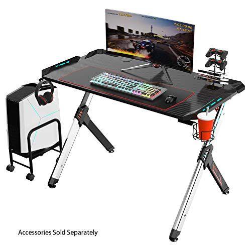 Up To 35 Off Eureka Ergonomic Desks Today Only Ergonomic Desk Gaming Desk Custom Built Computers
