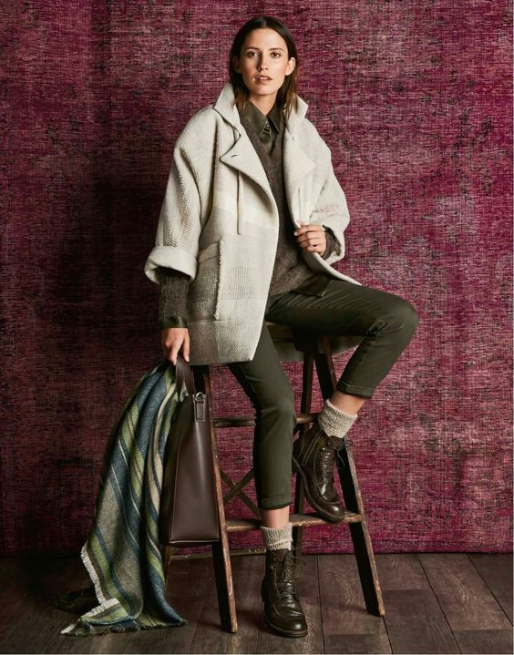 Fall Fashion: Cozy Look