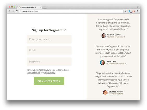 Testimonials Showcase WordPress Plugin by CodeCanyon - Example of - the resumator