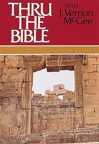 Thru the Bible With J. Vernon McGee/Matthew-Romans