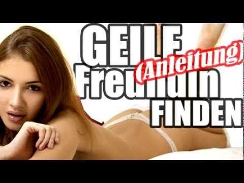 http://www.youtube.com/watch?v=oR8QJ_18cTg Freundin Finden ist sehr einfach, wenn man allgemein mit Frauen gut ist. Heißt, wenn du nicht so schnell eine Freundin finden kannst, dann wirst du entweder eine akzeptieren müssen, die du gar nicht willst, oder gar keine. Lerne, wie du durch einen Trick eine Freundin finden kannst, die dir gefällt.
