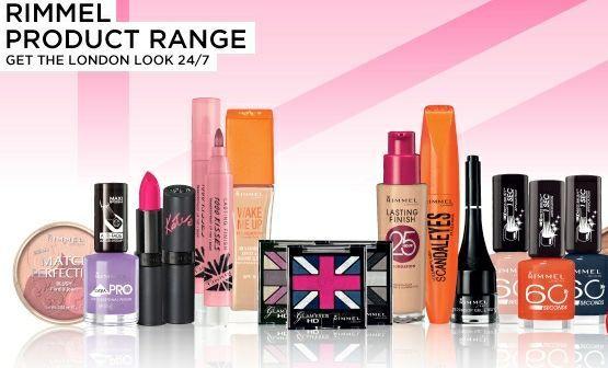 Rimmel makeup prices