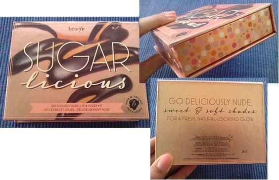 Sugarlicious Benefit - Resenha