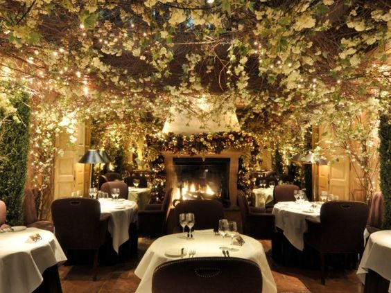 I know this great little place... | Romantic London restaurants