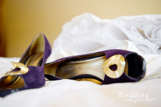 mes chaussures de mariage
