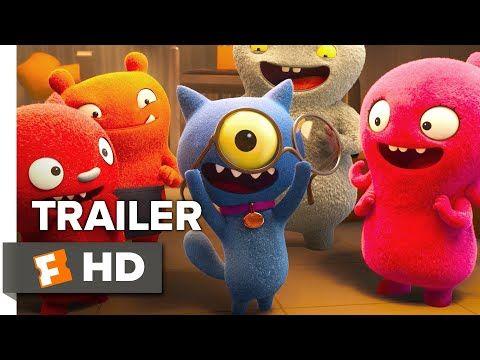 Uglydolls Trailer 3 2019 Con Imagenes Munecas Feas Trailers Feos